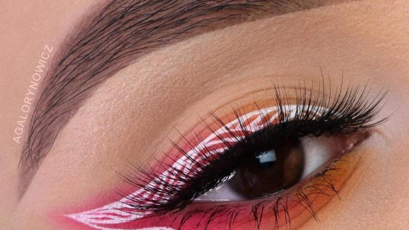 How To Match The Color Of Eye Make-up? You Will Know That It's Super Beautiful