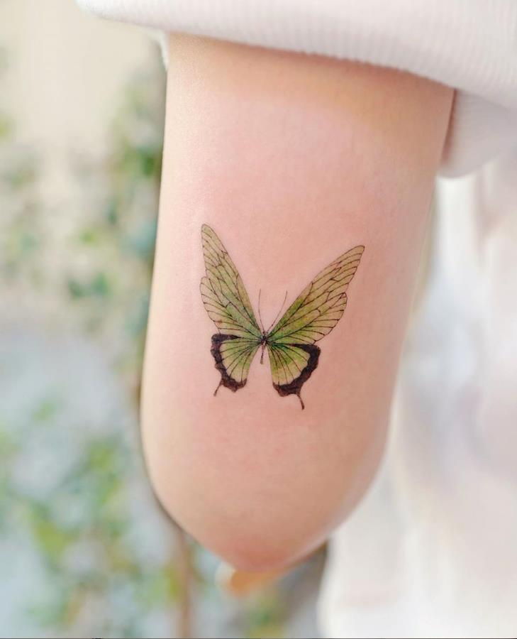 41 Women's Butterfly Tattoo Designs Symbolizing Freedom