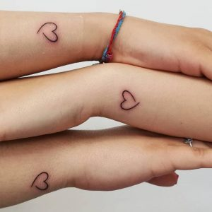 Heart Tattoo Designs Full Of Love