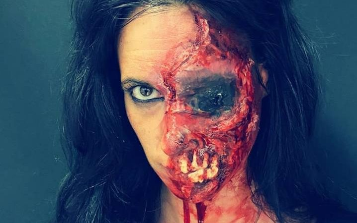 Don't Turn On The Super Scary Halloween Makeup In 2020