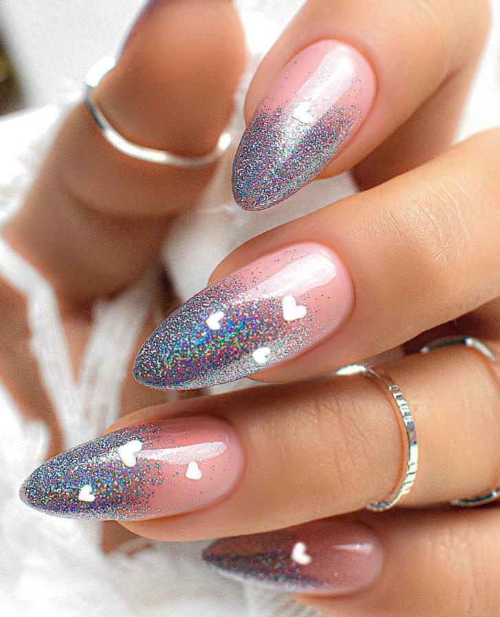 2021 Hot Popular Spring Almond Nail Ideas, Hurry To Change Your Nails!