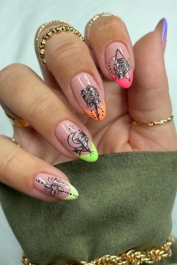 Spring 2021 Nail Trends and Next Nail Ideas
