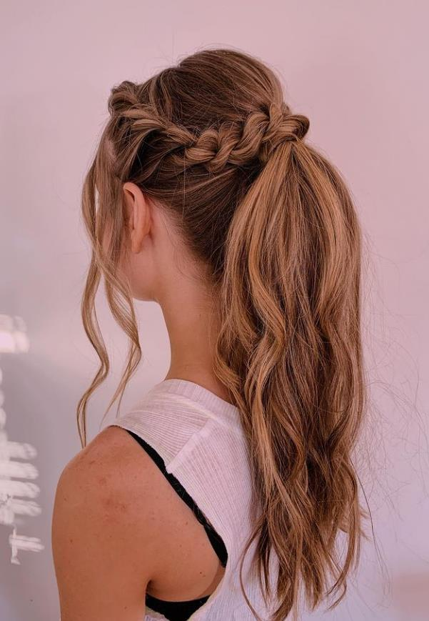 Easy Prom Hair