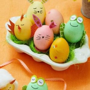 44 Fun and Easy Easter Crafts for Kids