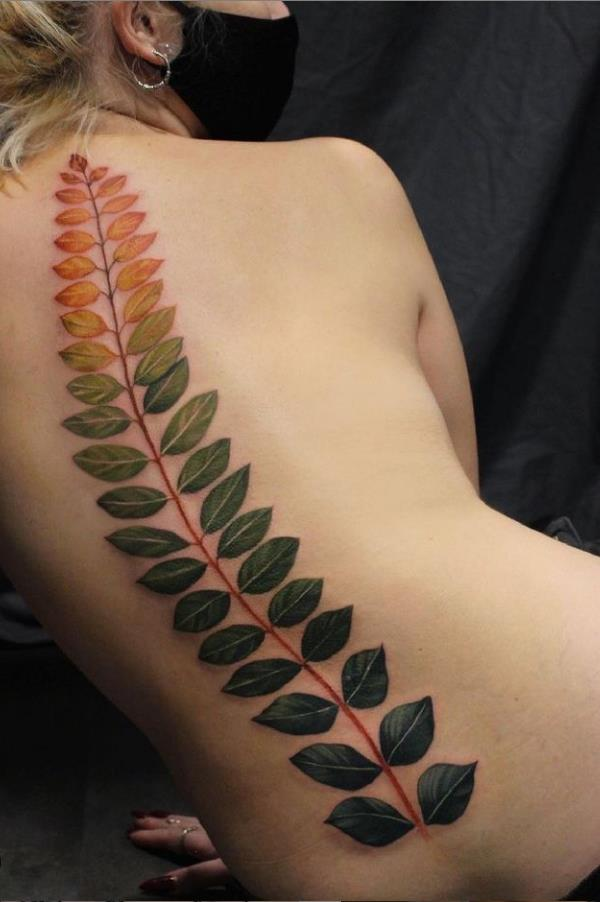 69 Watercolor Tattoos That Are Stunning Works of Art