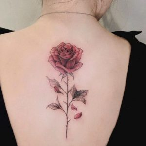 14 Super Sexy Back Tattoo  Ideas for Women