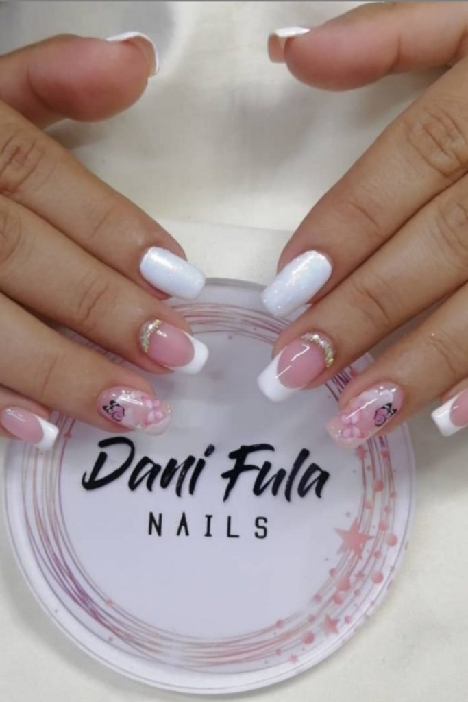 White Nails Art Designs That Are Always Popular