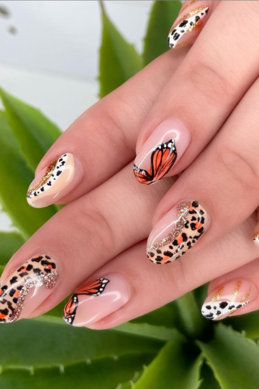 Summer nails colors