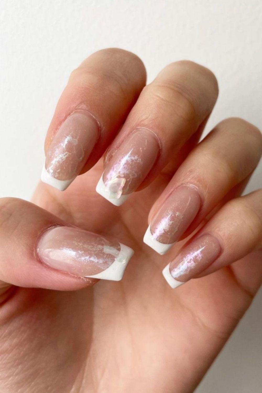 Short coffin nails designs