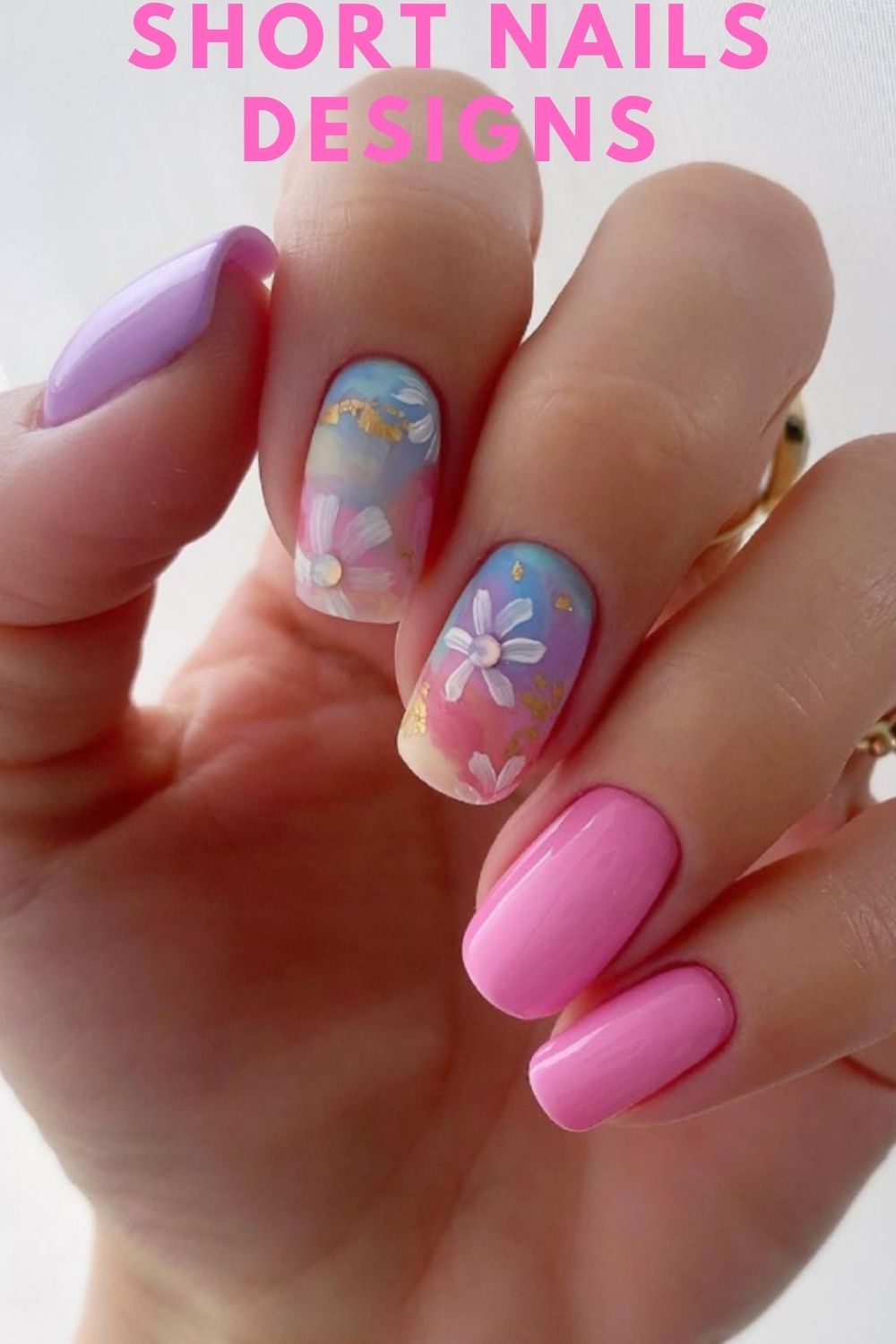 Paide nails designs