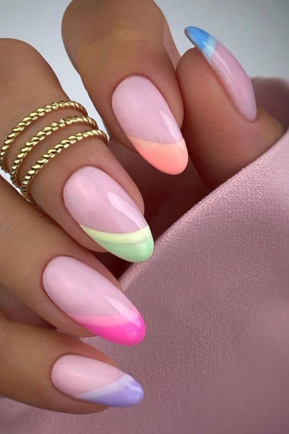 Nails 2021 trends spring
