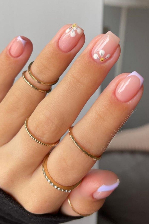 Nail art designs summer