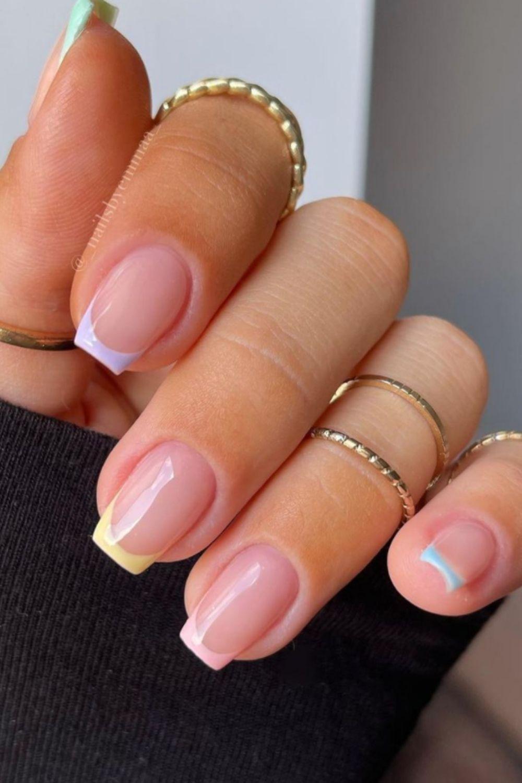 Spring nails 2021