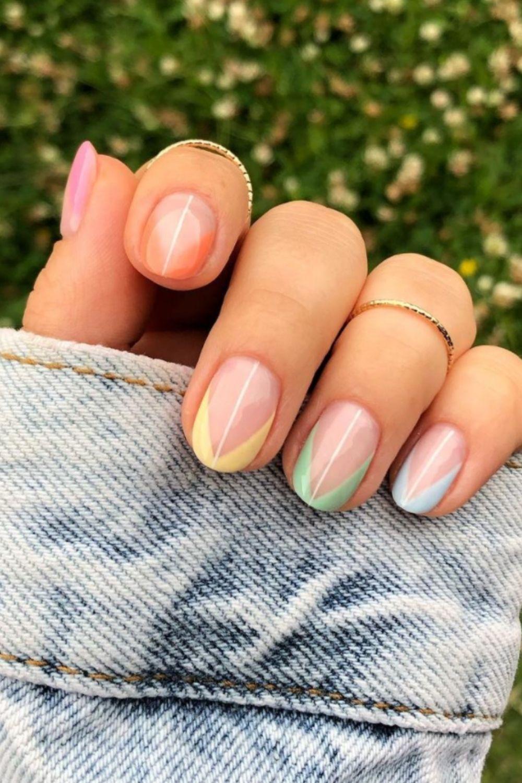 Bright  Summer Nail Art Design Trends to Rock All Season Long