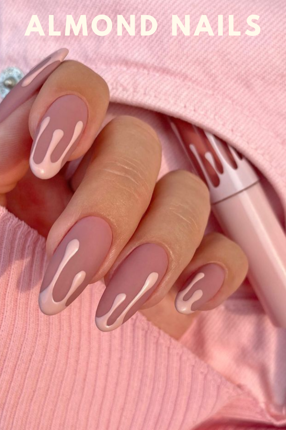 Best Almond Nail Art Design  for Everyone in 2021