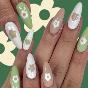 35 Elegant White Nails Ideas For Autumn Nails 2021