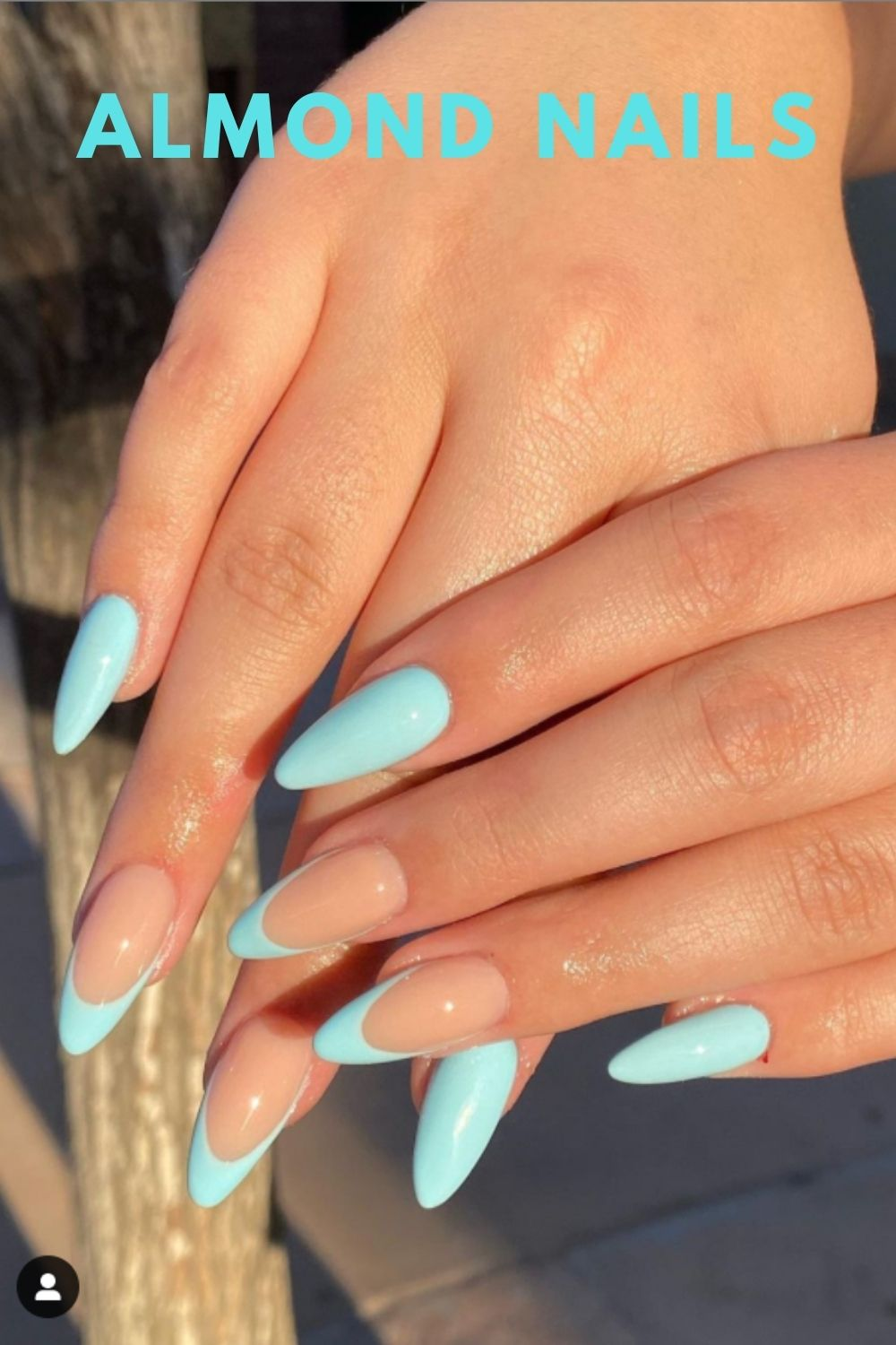 40 Stunning Almond-Shaped Nails Art for Autumn Nails 2021