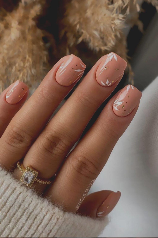 Classy nail design